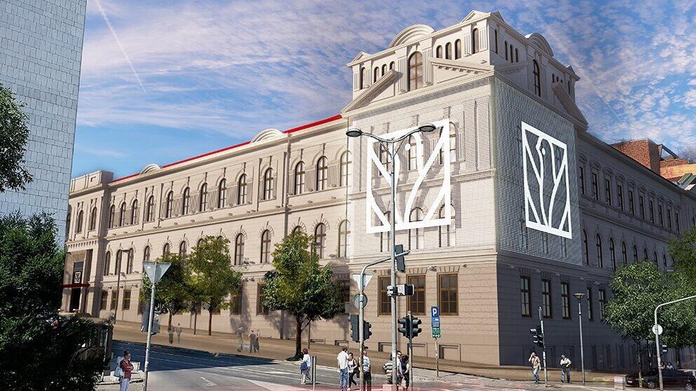 Muzej Beograda koštaće oko 25 miliona evra, a projekat će biti plaćen iz budžeta grada 1