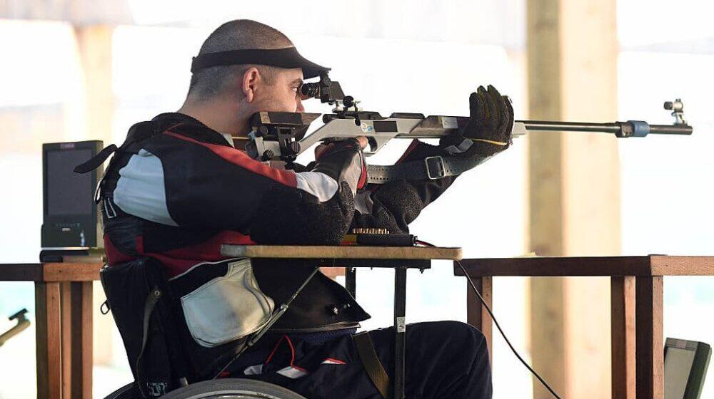 Šuranji zauzeo 12. mesto, Ristić 16. u streljaštvu na Paraolimpijskim igrama 1