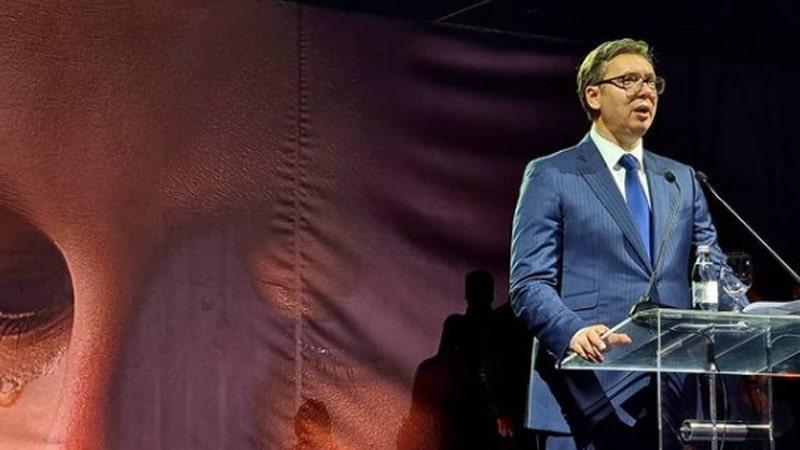 Vučić: Srbija pruža ruku 1