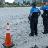 Obalska straža istovarila zaplenjenu drogu vrednu 1.4 milijarde dolara u Floridi 12