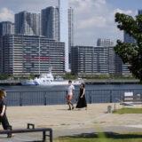 Snažan zemljotres u Tokiju, osetio se i u Olimpijskom selu 12