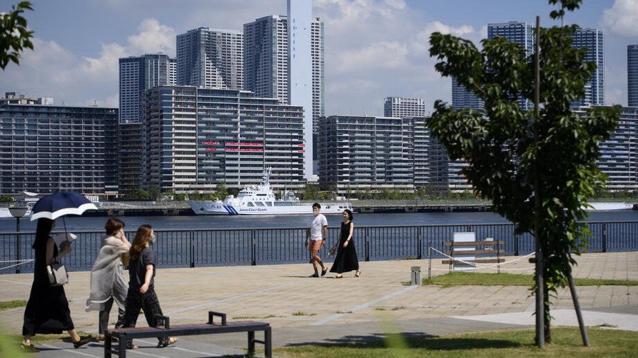 Snažan zemljotres u Tokiju, osetio se i u Olimpijskom selu 37