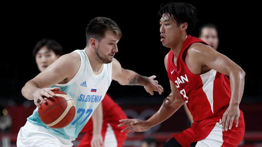Dončić i Dragić odveli Sloveniju u polufinale Olimpijskih igara 1