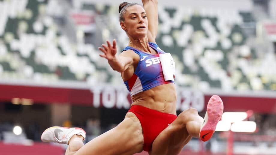 Ivana Španović bez medalje u Tokiju, zlato za Mihambo 1