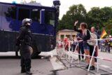 U Berlinu održani protesti protiv novih kovid mera, oko 500 uhapšenih u sukobu sa policijom (FOTO) 3