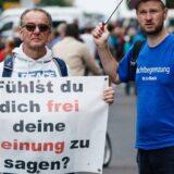 Hiljade protivnika oštrih mera i danas protestovale u Berlinu 5