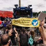 Nemačka vlada osudila nasilje na anti-kovid protestima u Berlinu 2