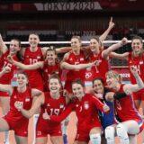 Odbojkašice Srbije rutinskom pobedom nad Južnom Korejom osvojile bronzu na OI 9