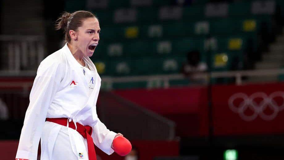 Karatistkinja Jovana Preković donela novo zlato Srbiji na Olimpijskim igrama 1