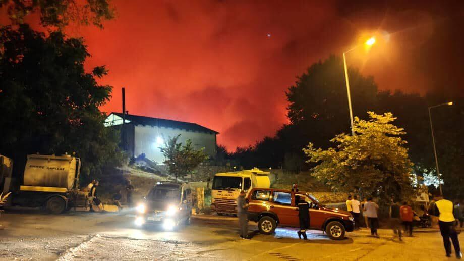 Seničić: Turistima sa Evije ponuđen boravak u drugim mestima, malo ih se vratilo 1