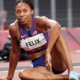 Alison Feliks ušla u istoriju kao atletičarka sa najviše olimpijskih odličja 5