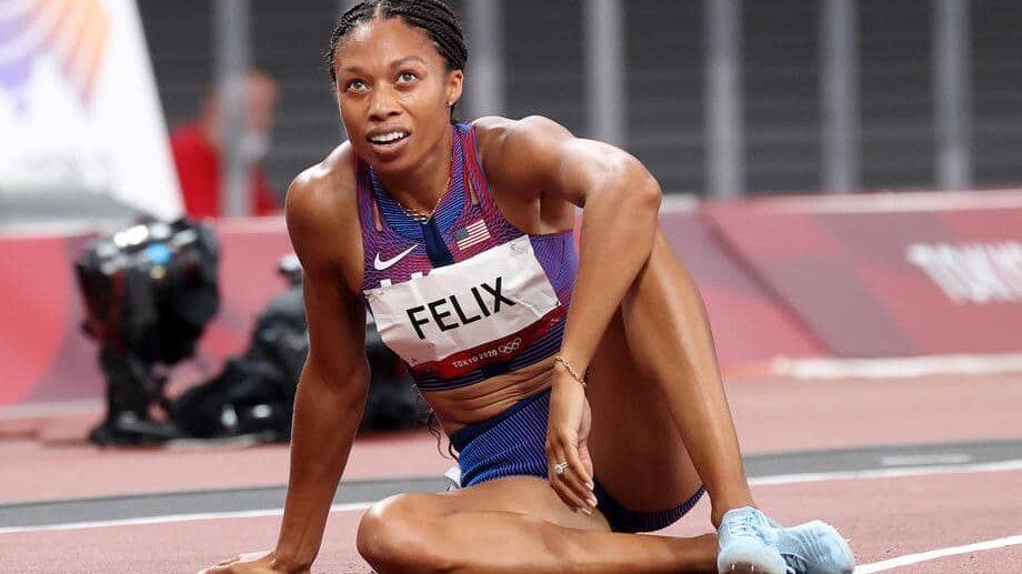 Alison Feliks ušla u istoriju kao atletičarka sa najviše olimpijskih odličja 1