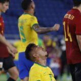 Fudbaleri Brazila nakon produžetaka do novog olimpijskog zlata 8