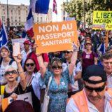 Više od 150.000 demonstranata na protestima u Francuskoj, manje nego ranije 6