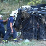 Mađarska: Autobus sleteo s puta, osam osoba poginulo 10