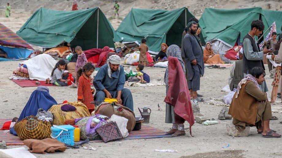 UNHCR: Avganistanci ne mogu da odu iz zemlje 1