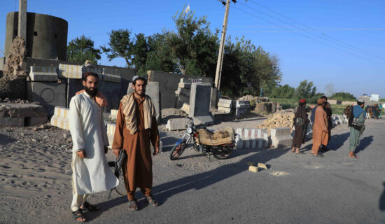 Najmanje dva civila poginula u eksploziji bombe u istočnom Avganistanu 13