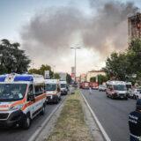 Izgoreo soliter u Milanu, nema podataka o žrtvama 10
