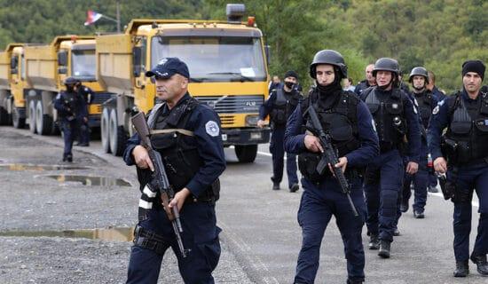 Moskva pozvala kosovske vlasti da povuku policijske snage 13