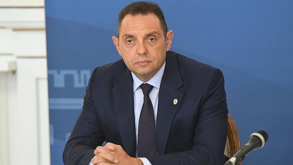 Vulin nastavio polemiku sa Milanovićem: Da je pametniji, ne bi napadao Srbiju 1