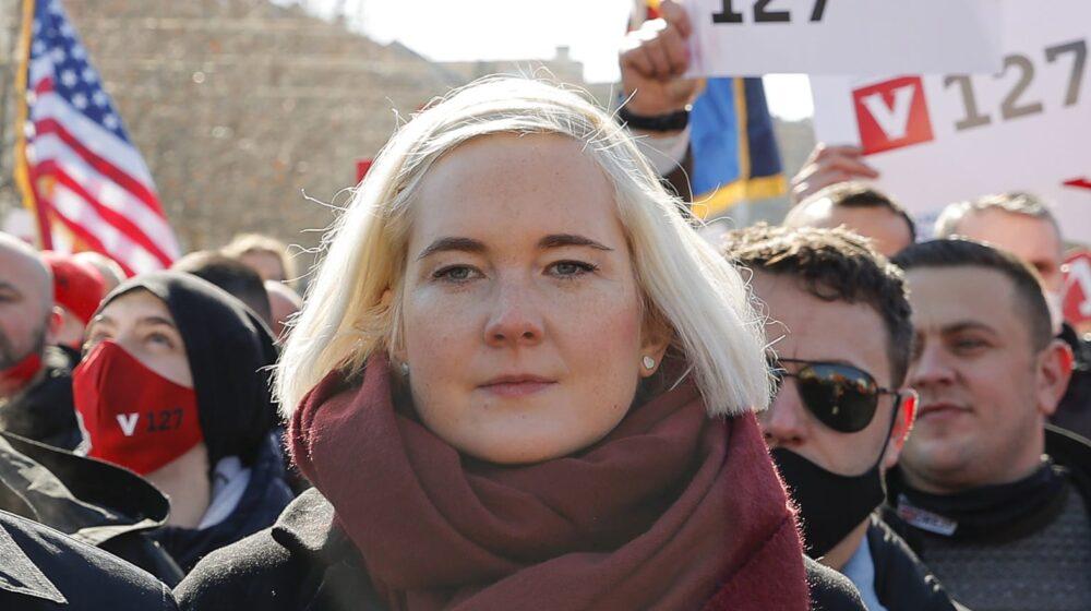 Rita Augestad Knudsen: Tajanstvena supruga Aljbina Kurtija 1