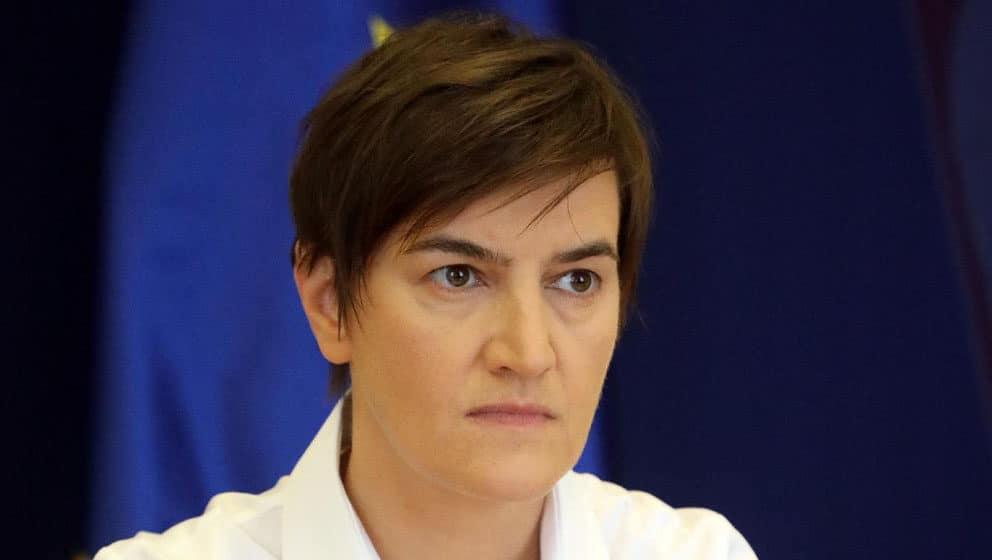 Ana Brnabić: U nedostatku političkog programa, udariće na porodicu Aleksandra Vučića 1