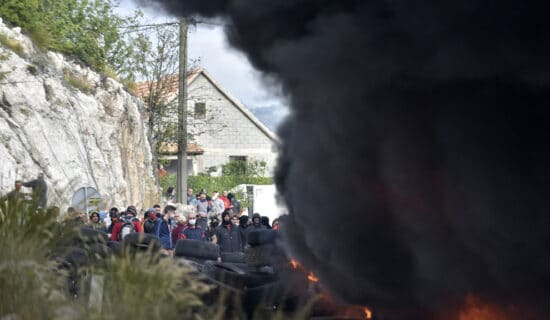 Tužilaštvo ispituje postupanje i policije i građana na Cetinju 5. septembra 7