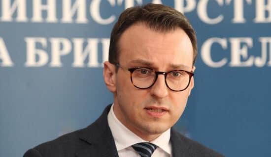 Petković razgovarao sa ambasadorom Ruske Federacije o tenzijama na severu Kosova 13