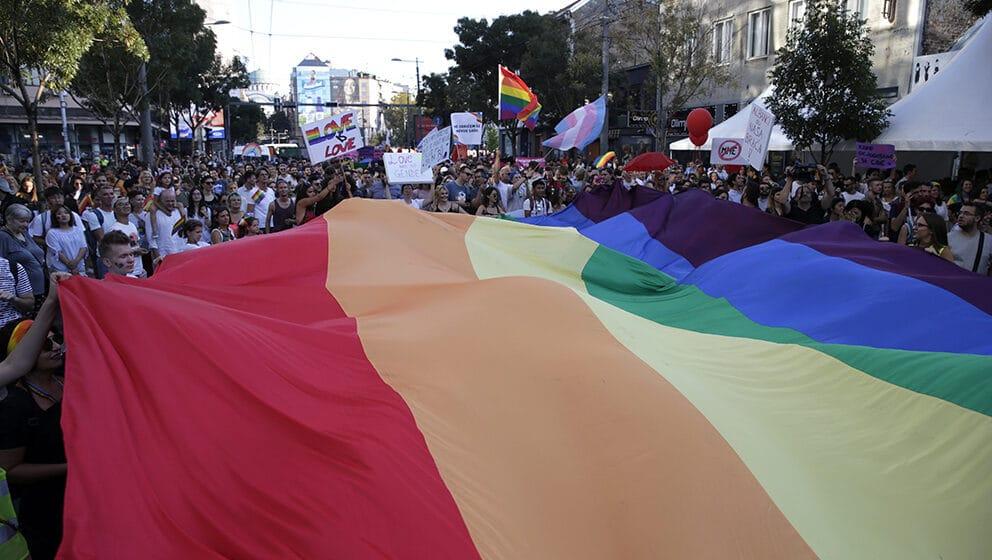 Prajd - šetnja za ljubav i protiv nasilja, centar Beograda danas zatvoren 1