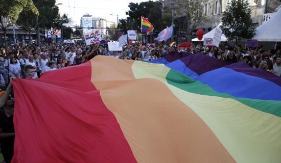 Prajd - šetnja za ljubav i protiv nasilja, centar Beograda danas zatvoren 12