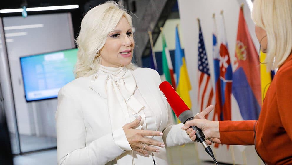 Ministarka Mihajlović: Srbija i Izrael saveznici, zelena agenda zajednički cilj 1