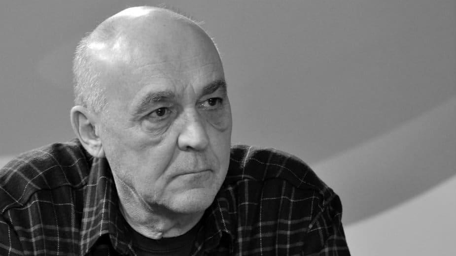 NUNS povodom smrti Miše Vasića: Živeo je od istine 1