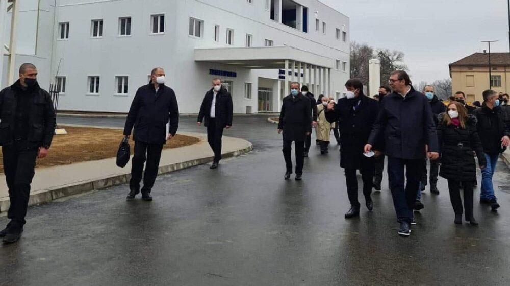 Zabrinjavajuća stopa smrtnosti u kovid bolnici u Kruševcu 1