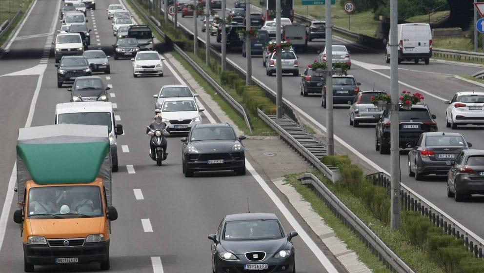 AMSS: Povoljni uslovi u saobraćaju 1
