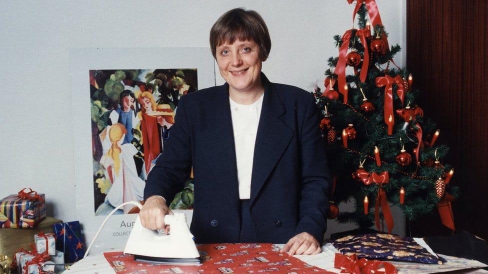 Angela Merkle, političarka i federalna ministarka za zaštitu životne sredine