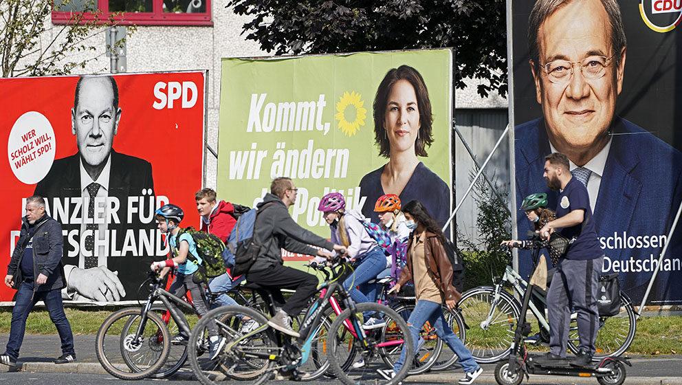 Tesna borba za Bundestag 1