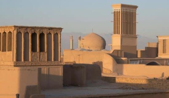 Iran, toplota i energija: Hvatač vetrova - drevno persijsko rashlađivanje 12