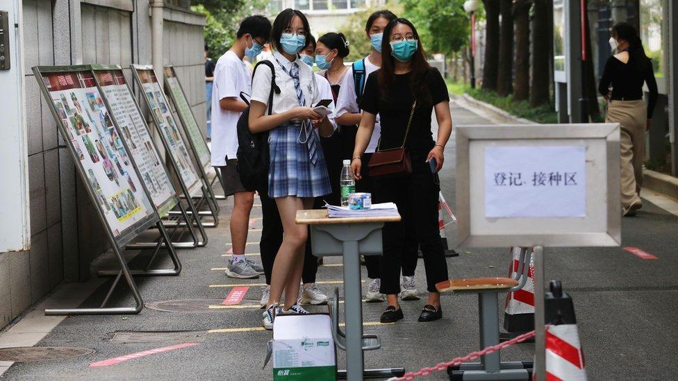 vakcinacija studenata