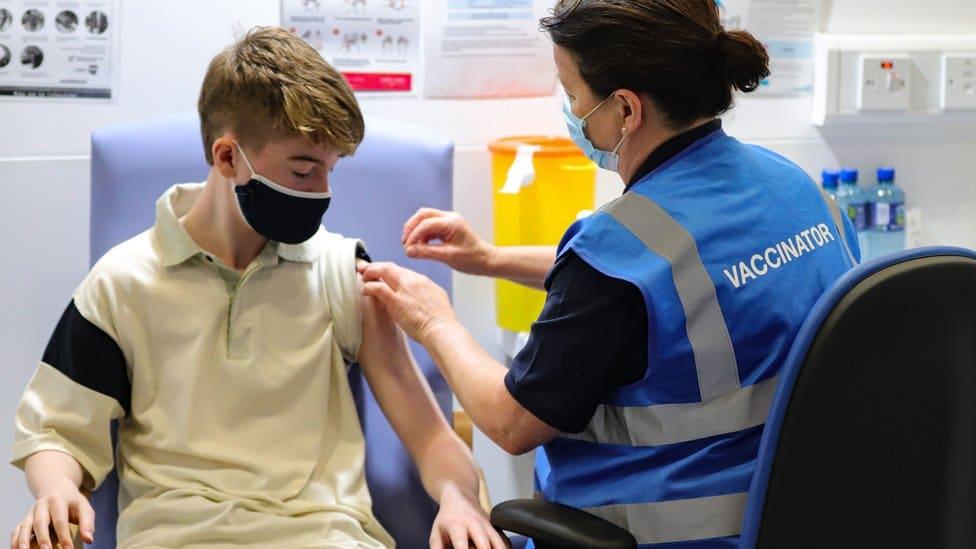 vakcinacija dece u Dablinu