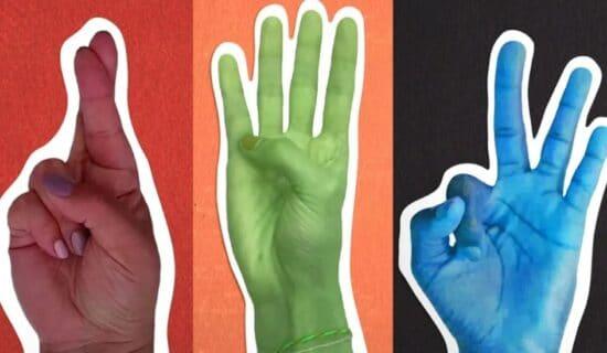 Život i psihologija: Kako brojanje na prste odaje vašu nacionalnost 12