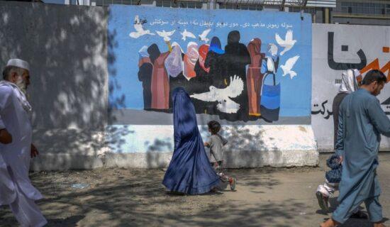 Avganistan, žene i nasilje: Talibanska policija za moral zamenila žensko ministarstvo 11