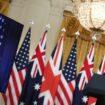 """Politika i diplomatija: Aukus - Pakt Amerike, Velike Britanije Australija protiv Kine, Peking odgovara: """"Krajnje neodgovorno"""" 12"""