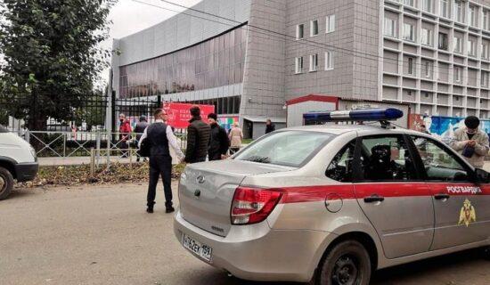 Rusija: Pucnjava na univerzitetu u Permu - najmanje osam mrtvih, studenti iskakali kroz prozore 11