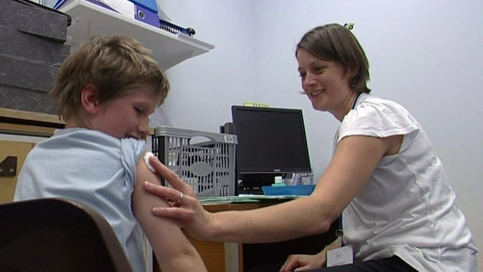 Vakcina protiv sezonskog gripa uglavnom se prima početkom jeseni