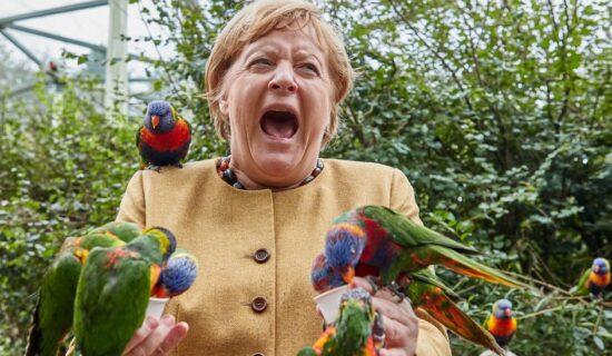 Izbori u Nemačkoj: Angela Merkel - karijera u fotografijama 12