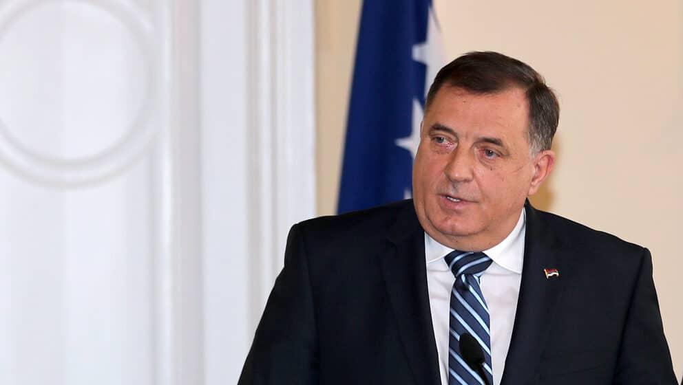 Dodik: Ne priznajemo Šmita za visokog predstavnika 1