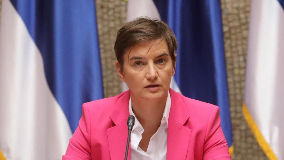 Brnabić: Odnosi Srbije i Francuske poslednjih godina dostigli viši nivo 1