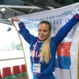 Saška Sokolov sedma u finalu trke na 200 metara na POI 9