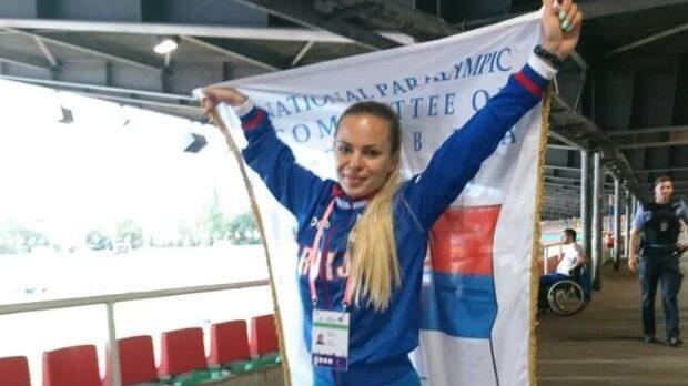 Saška Sokolov sedma u finalu trke na 200 metara na POI 1