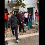 Ekipa N1 napadnuta na Cetinju, demonstranti ih gađali kamenjem 2